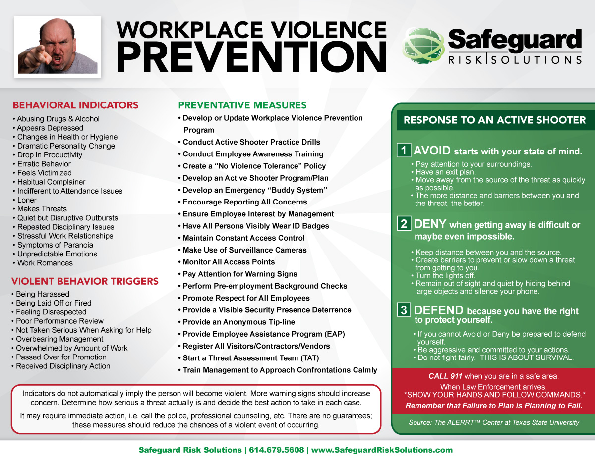 Safeguard-Violence-in-the-Workplace