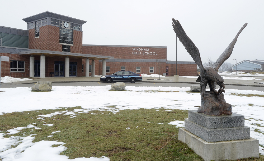 Windham-Raymond schools await word on threat investigation
