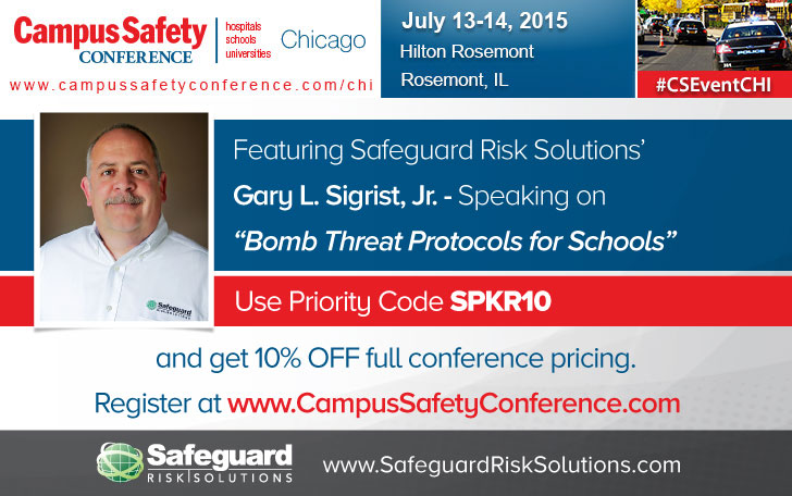 Campus Safety Conference Chicago
