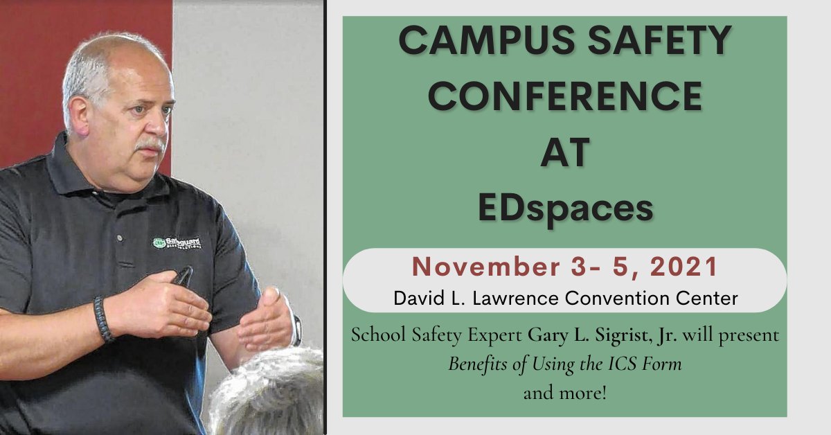 CampusSafety Conference at EDspaces
